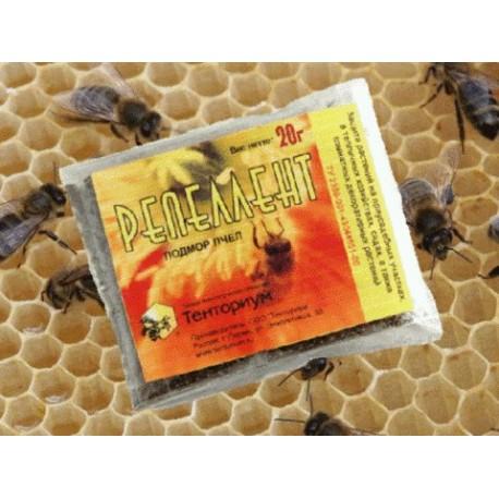 Репеллент (пчелиный подмор), 20г