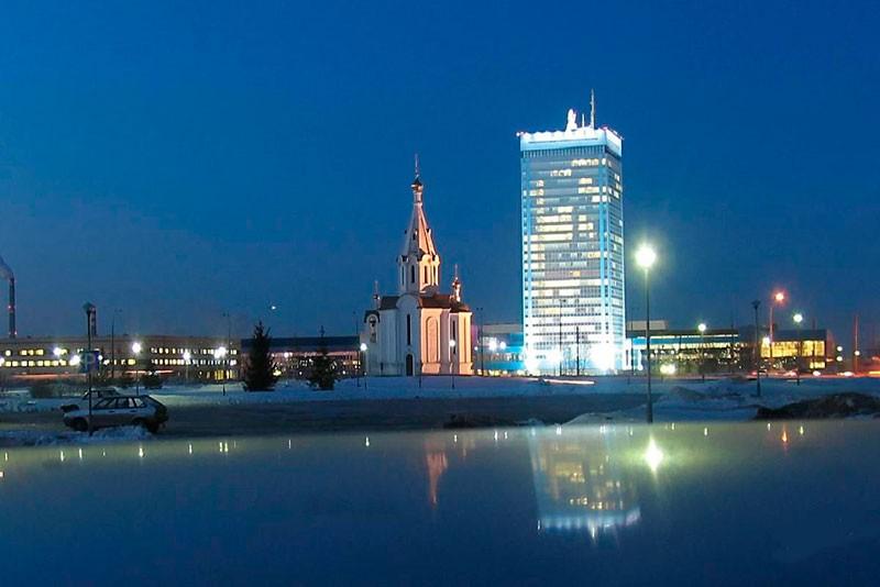 ТЕНТОРИУМ в Тольятти